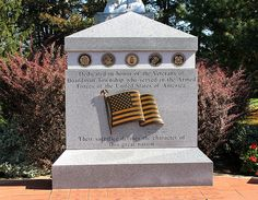 """Inscription: """"Dedicated in honor of the Veterans of boardman Township who served in the Armed Forces of the United States of America. Boardman Ohio, Veterans Administration, Youngstown Ohio, Veterans Memorial, Newcastle, The Neighbourhood, Memories, Teaching, Park"""
