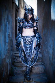 sexy skyrim cosplay daedra
