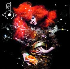 Björk | Álbum: Biophilia (2011) | [clicar na imagem para abrir texto no blogue VAC]