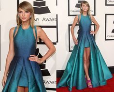 Best Dressed: Taylor Swift in Heel-Less Giuseppe Zanotti Wedge Sandals
