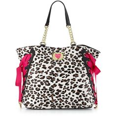 Betsey Johnson Mix-N-Match Tote Bag