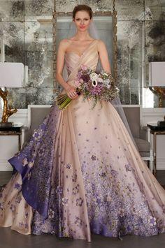 Romona Keveža SPRING 2017 Bridal Collection ~ BEAUTIFUL!