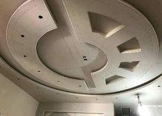 ديكور حسام سلامة Best False Ceiling Designs, House Ceiling Design, Ceiling Design Living Room, Bedroom False Ceiling Design, Ceiling Light Design, Modern Ceiling, Wall Design, Living Room Designs, Roof Ceiling