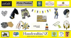 Enter to win: HandcraftinNZ 500 Likes Giveaway Valued at a Whooping $300!! | http://www.dango.co.nz/s.php?u=J31WqaLO2502
