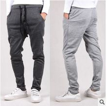 New Mens Business Casual Pants Designer Fashion Stretch Chino ...