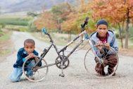 Bicycle Portraits