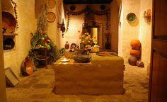 Cocina Tradicional. Michoacan.  by Thomassin Mickael via Flickr