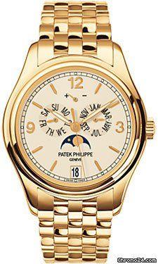 Patek Philippe Complicated Watches Annual Calendar