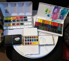 palette addicts thread on WetCanvas--started in March 2012 and still going!