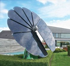 With smartflower, you get a beautifully designed, easy-to-setup solar solution fully integrated with smart features for nearly effortless ownership.