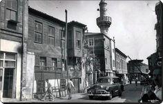 Bakırköy  Çarşı Camii - 1960'lar