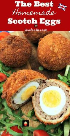 Hypoallergenic Pet Dog Food Items Diet Program The Best Homemade Scotch Eggs, A Popular British Snack, Perfect For A Picnic, Breakfast, Or Any Occasion. Tasty Eggs Wrapped In Sausage Meat And Coated In Crispy Breadcrumbs. Homemade Scotch Eggs, Scotch Eggs Recipe, Egg Recipes, Appetizer Recipes, Cooking Recipes, Appetizers, Egg Wrap, Scottish Recipes, British Food Recipes