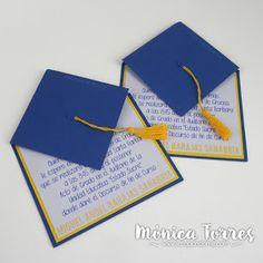 Scrapandome Con Los Recuerdos: La Graduación de Miguelito Preschool Graduation, Graduation Cards, Kindergarten Portfolio, Die Cut Cards, Invitations, Invite, Scrapbook, Education, Card Ideas