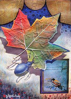 Giorgi Mdinaradze, Beetle on ArtStack #giorgi-mdinaradze #art