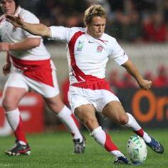 meet the best rugby player ever - Jonny Wilkenson