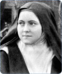 Litanie de Sainte Thérèse de l'Enfant Jésus :