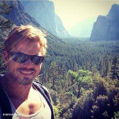 Quick shot during a hike in Yosemite. It was beautiful! #SundayFunday