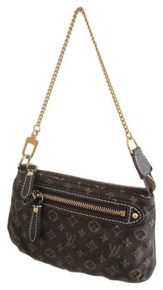 Louis Vuitton Pochette Denim Wristlet. Get the trendiest Clutch of the season! The Louis Vuitton Pochette Denim Wristlet is a top 10 member favorite on Tradesy. Save on yours before they are sold out!