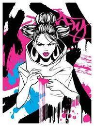 TooFly graffitti