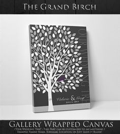 Hey, I found this really awesome Etsy listing at https://www.etsy.com/listing/155222843/wedding-tree-guest-book-wedding-guest