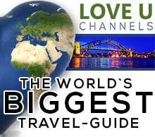 Love U Channes Loving U, Love, World's Biggest, Travel Guide, Channel, Amor, Travel Guide Books