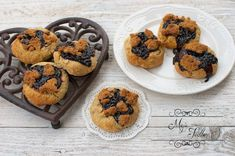 23 tipov na sladkú desiatu - Moje Jedlo Muffin, Cookies, Breakfast, Desserts, Food, Crack Crackers, Morning Coffee, Tailgate Desserts, Biscuits