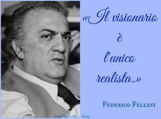 Tutto Per Tutti: FEDERICO FELLINI (Rimini, 20 gennaio 1920 – Roma, 31 ottobre 1993)