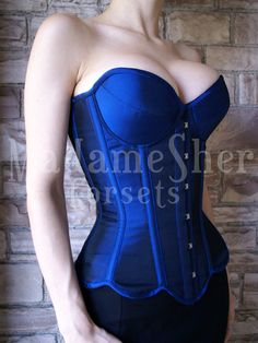 Madame Sher Corsets » Overbust-Cup