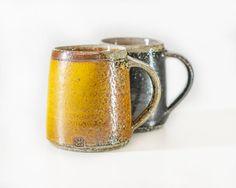 New small Leach pottery mugs.