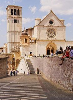 Assisi - Cattedrale San Francesco d'Assisi - Umbria #VisitingItaly