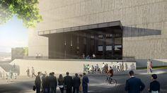 Escuela de Arquitectura se opone a construcción de nuevo edificio legislativo