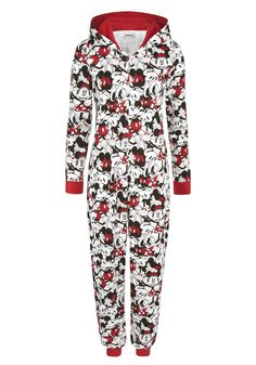 Clothing at Tesco | Disney Mickey Mouse Onesie > nightwear > Nightwear & Slippers > Women