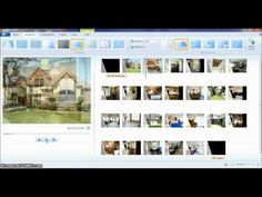 How to make a video from photos - YouTube