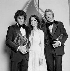 Paul Michael Glaser & David Soul & Margo Thomas
