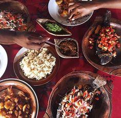 West African Food, Saveur, Palak Paneer, Chana Masala, Family Meals, Ethnic Recipes