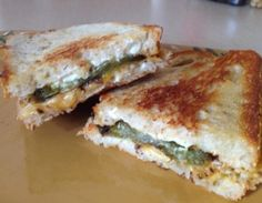 Skinny Cream Cheese Popper Grilled Cheese   Skinny Mom   Where Moms Get The Skinny On Healthy Living