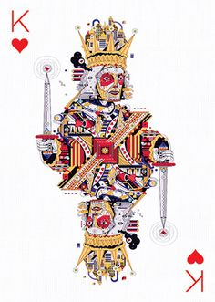 10 amazing playing cards designs