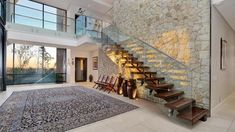 9 Bedroom House for sale in Steyn City - Midrand Eye Level Ovens, Security Gates, Guard House, Stone Kitchen, Grand Entrance, Guest Suite, Reception Rooms, Jacuzzi, Open Plan