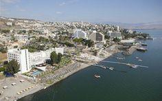 Tiberias Spots of Israel