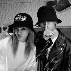 Bucket Hat, Shirt and jacket by 👍 Lee Hyun Woo, Bigbang G Dragon, Sandara Park, Fan Edits, Jiyong, 2ne1, Chinese Actress, Btob, No One Loves Me
