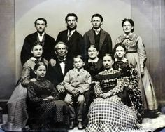 Confederate Outlaw Jesse James and Family Third from left in the back row is Jesse. To his left is Zee Mimms, his cousin and future wife. The man first on the left in the back row may be John Newman Edwards, Jesse's friend and the newspaper man that...