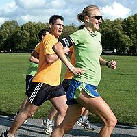 Healthy Running During Your Second Trimester | Runner's World