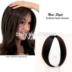 Mono Lace hair toupee thin skin natural Hair Topper Long Hairpiece Top Hair Piece Women Straight hair replacement clip closure