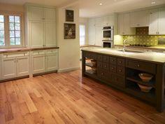 White Oak Hardwood Floors = <3