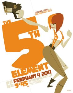 fifth element poster by *strongstuff on deviantART