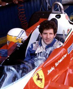 Jody Scheckter Ferrari 1979