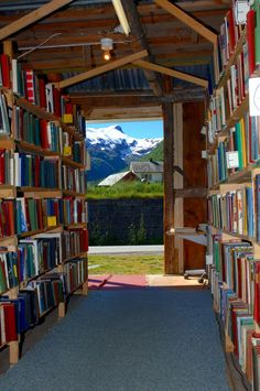book town Norway