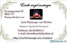 Diverse massages / healingen - Te koop