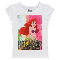 When your daughter wants an Ariel shirt and you briefly forget that it's a meme.