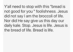Pita* bread is life